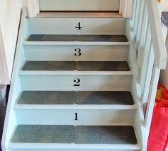 flooring traditional staircase design with gray flor carpet tiles