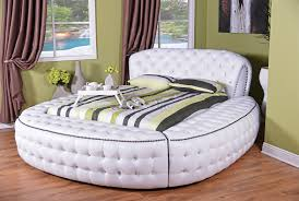 bedrooms Awkaf Mesmerizing Round Bed With Living Room Sofa Sets