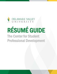 Resumes | Delaware Valley University No Experience Resume 2019 Ultimate Guide Infographic How To Write A Top 13 Trends In Tips For Writing A Philippine Primer Comprehensive To Creating An Effective Tech Simple Everybody Should Follow Kinexus Entrylevel Software Engineer Sample Monstercom Formats Jobscan Bartender Data Analyst Good Examples Jobs 99 Free Rumes Guides