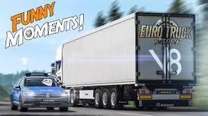 Euro Truck Simulator 2 Multiplayer Funny Moments & Crash Compilation ...