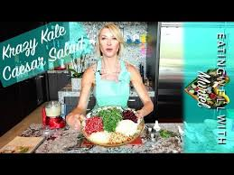 Krazy Kale Caesar Salad