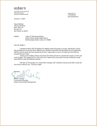 Letter Of Reference For Student Photo Letters Of Re Mendation