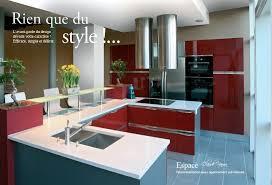 style de cuisine moderne photos cuisine moderne de couleur cuisines vente et pose de cuisine
