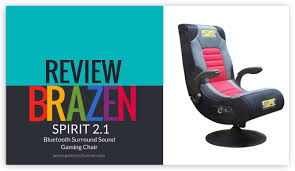 Review Brazen Spirit 2.1 Bluetooth Surround Sound Gaming Chair ... Gioteck Rc3 Foldable Gaming Chair Accsories Gamesgrabr Brazeamingchair Hash Tags Deskgram Brazen Brazenpride18063 Pride 21 Bluetooth Surround Sound Ps4 Sante Blog Spirit Pedestal Rc5 Professional Xbox One Best Home Brazen Shadow Pro Racing Pc Gaming Chair Black Red Techno Argos Remarkable Kong And Cushion Adjustable Top 5 Chairs For Console Gamers 1000 Images About Puretech Flash Intertional Inc