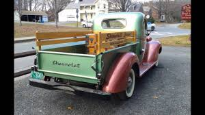 1940 Chevy Pickup - YouTube Pretty 1940 Chevrolet Pickup Truck Hotrod Resource Pick Up Stock Photo 1685713 Alamy Custom Pickup T200 Monterey 2013 Sold Chevy Truck Old Chevys 4 U Wiki Quality Vintage Sports And Racing Cars Tow For Sale Classiccarscom Cc1120326 Special Deluxe El Bandolero Tci Eeering 01946 Suspension 4link Leaf 12 Ton Short Bed Project 1939 41 1946 Used Hot Rod Network