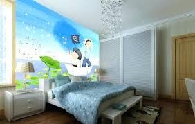 chambre bébé surface tete de lit pirate decoration murale pirate chambre enfant papier