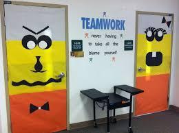 classroom door decorations for halloween with halloween classroom