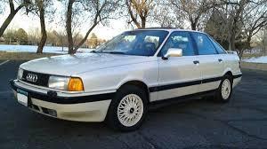1990 Audi 90 quattro 20V
