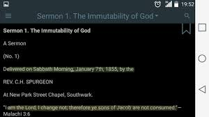 Spurgeons Sermons Apk Screenshot
