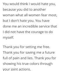 Fresh Letter to My Boyfriend who Hurt Me