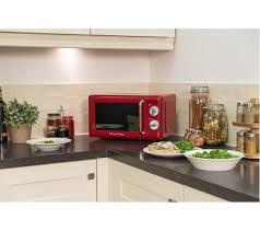 RUSSELL HOBBS RHRETMM705R Solo Microwave