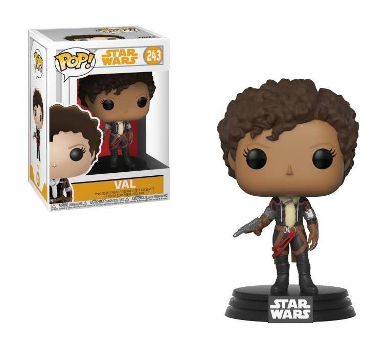 Funko Pop Star Wars Vinyl Action Figure - Val