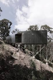 100 Build A Home From Shipping Containers Studio Edwards Uses Shipping Containers For Getaway On