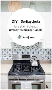 diy spritzschutz für die küche spoonflower