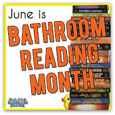 Uncle Johns Bathroom Reader Facts by Giveaway June Is Bathroom Reading Month