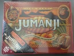 Image Is Loading Jumanji Board Game In Real Wood Box Cardinal