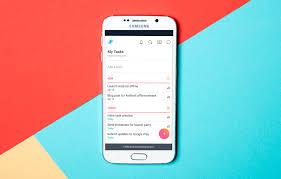 fline access on the Asana Android app