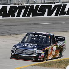 100 Camping World Truck Series Results 2016