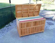 wooden storage bench plans best wood storage bench pinterest