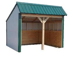 loafing shed kits oklahoma loafing sheds