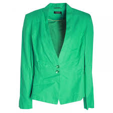 women u0027s long sleeve blazer style jacket by apanage at walk in style