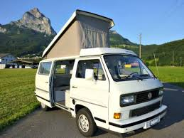 WV California Or Vanagon Camper Van Conversion