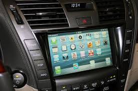 Lexus Performance Blog How do I play music from my iPhone or