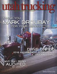 100 Ralph Smith Trucking UTA Mag 17th Spring Edition SMALL Pages 1 36 Text