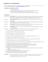 Contractor Resume Sample Template Self Employed Samples Government Objective For