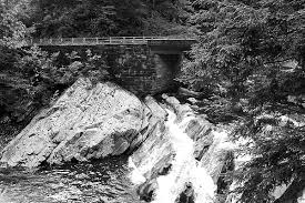 The Sinks Smoky Mountains by The Sinks Smoky Mountains Bw Smoky Mountains Fine Art America