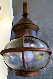 how to change a light bulb in an exterior lantern sconce homejelly