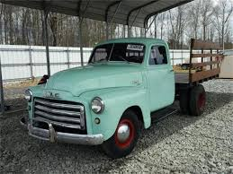 100 1949 Gmc Truck For Sale GMC Pickup For ClassicCarscom CC1087668