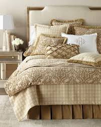 Luxury Bedding Sets Collections At Horchow Regarding Awesome