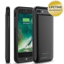 Press Play iPhone Case 120% Extra Charging Power Extended Portable Sl