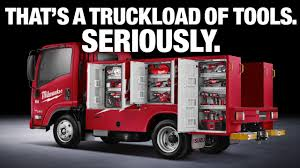 WIN A CUSTOM ISUZU LOADED WITH $10,000 WORTH OF MILWAUKEE TOOLS ...