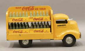 SMITH-MILLER COCA COLA TRUCK | Hodgins Art Auctions Ltd. / Halls ... Smith Miller Toy Truck Original United States Mack Army Trucki Ardiafm 0 Smith Miller Toy Truck W Trailer For Sale At Vicari Auctions New Trucks National Truckn Cstruction Auction 2012 L Pie Freight Witherells House Hank Sudermans Smithmiller Navajo Kenworth Drom Pictures Items Bargain Johns Antiques Cast Alinum Aerial Weekend Finds Dump Rm Sothebys Mobilgas Tanker The Ponder 1945smitty Toyschevy Flatbed Toy1st Year Die