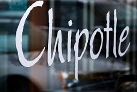 Chipotle Halloween Special Mn by Chipotle Shares Dip On E Coli Outbreak New York Post