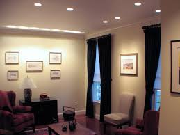 Floor Lamp With Table Attached by Living Room Curtains With Attached Valance Leather Laminated Sofa