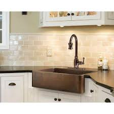 Apron Front Sink Home Depot Canada by Kitchen Sinks At Home Depot Canada Farmhouse Apron Sink Modern