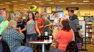 Medora Musical Flash Mob At Barnes & Noble - YouTube Rachael Ray Signs Her New Cbook At Barnes Noble Photos And Pamela K Kinney At Her Signing Table Short Storytime Events Celebrating Autism Awareness Community Outreach Oak Mountain Hightech Solutions The Summit Birminghamthe Birmingham Best Of Jobs Tesstermulocom Book Tasures Nancee Cain Lou Anders July 2014 Kat Von D Signing And Images Renovations New Businses Coming Soon To Bridge Street Town
