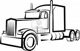 Semi Truck Drawings Semi Truck Outline Drawing How To Draw A Mack Step By Intertional Line At Getdrawingscom Free For Personal Use Coloring Pages Inspirational Clipart Peterbilt Semi Truck Drawings Kid Rhpinterestcom Image Vector Isolated Black On White 15 Landfill Drawing Free Download On Yawebdesign Wheeler Sohadacouri Cool Trucks Side View Mailordernetinfo