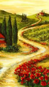 640x1136 Poppys Cottage Vineyard Tuscan