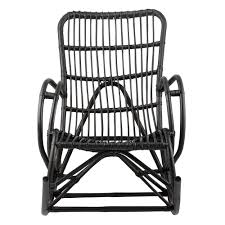 Lene Bjerre Ratia Rocking Chair 90cm Black Durogreen Classic Rocker Black 3piece Plastic Outdoor Chat Set Presidential Recycled Wood Patio Rocking Chair By Polywood Shop Intertional Concepts Slat Seat Palm Harbor Wicker Grey At Home Trex Fniture Yacht Club Charcoal Americana Style Windsor Jefferson Woven With Tigerwood Weave Colby Cophagen Cushioned Rattan Armchair Glider Lounge Cushion Selections Chairs At Lowescom