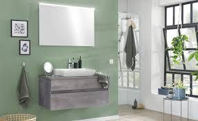 badezimmer kombination grau schränke badschränke komplett badkombinationen möbel kraft