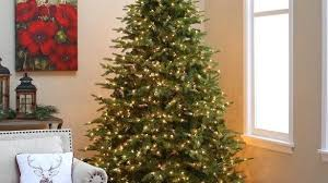 75 Foot Christmas Tree Marvellous Ft 7 5 Artificial With Lights Box For Lit Interior