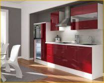 Ravishing Red Themed Kitchen Design Ideas 13