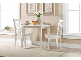 Simplicity Round Table And 2 Chair Set (with