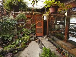 100 Backyard Tea House Tteuran Restaurants In Jongnogu Seoul