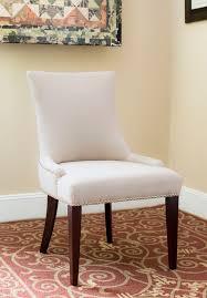 Upholstered Dining Chairs With Nailheads by Mcr4502a Dining Chairs Furniture By Safavieh