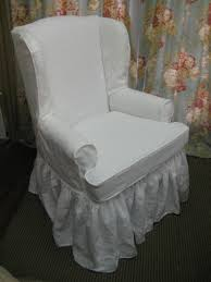 Traditional Wing Back Chair Slipcover In Washed Linen-Local | Etsy Chair Covers And Sashes Blue French Slipcovers Cedar Hill Farmhouse Ding Room Also Chair Ottoman Slipcovers Spandex Stretch Elastic Cloth Ruffled Washable White Oversized Best Home Decoration Country Linen Seat Cover With Ruffle Decor Slipcover For Parson Chairs Create Awesome Junk Chic Cottage Happy Sundayahaaa This Is Exactly The Slip By Paulaanderika On Etsy 9000 100 Ruched Fashion Embossed Spandex Ruffled Covers Buckle Wedding
